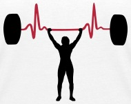 190x151 Weightlifting Woman Amp Heartbeat