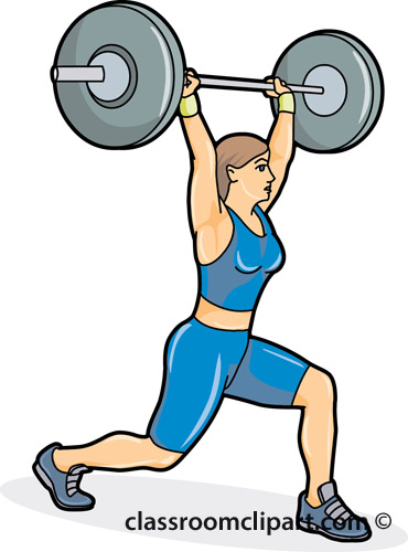weight lifting silhouette clip art at getdrawings com free for rh getdrawings com weightlifter clipart pictures weight lifter clip art