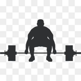 weight lifting silhouette clip art at getdrawings com free for rh getdrawings com weightlifter clipart pictures weightlifting clipart gif
