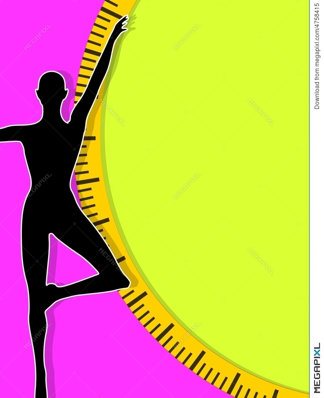 652x800 Female Weight Loss Background 2 Illustration 4758415