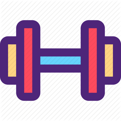 512x512 Diet, Energy, Fitness, Gym, Health, Silhouette, Weight Icon Icon