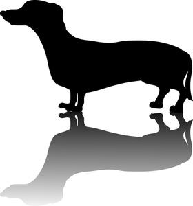 280x300 Free Weiner Dog Clipart Image 0515 1006 2916 5448 Dog Clipart