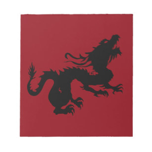 307x307 Dragon Silhouette Gifts Amp Gift Ideas Zazzle Uk