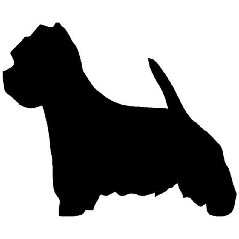 800x800 Buy Westie Decal And Get Free Shipping