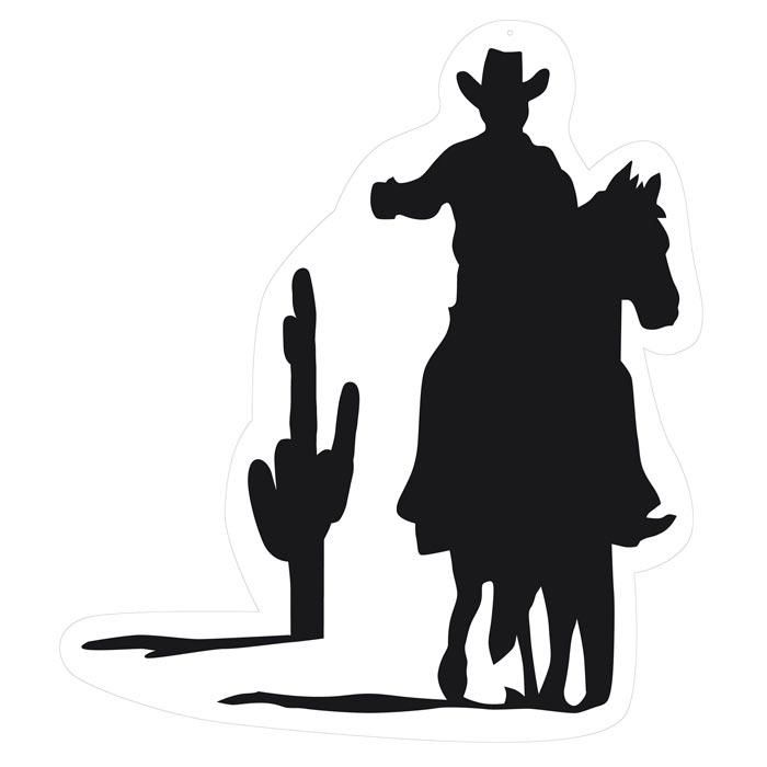 700x700 Western Silhouettes Western Silhouette Silhouette Western Cowboy