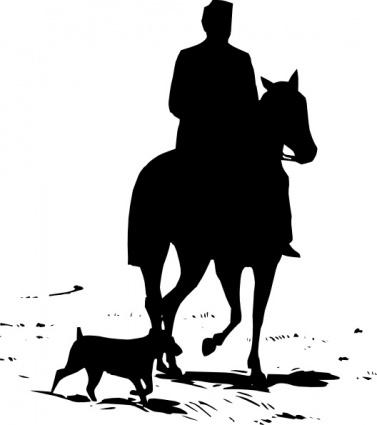 377x425 Riding Horse Silhouette Clip Art Vector, Free Vectors