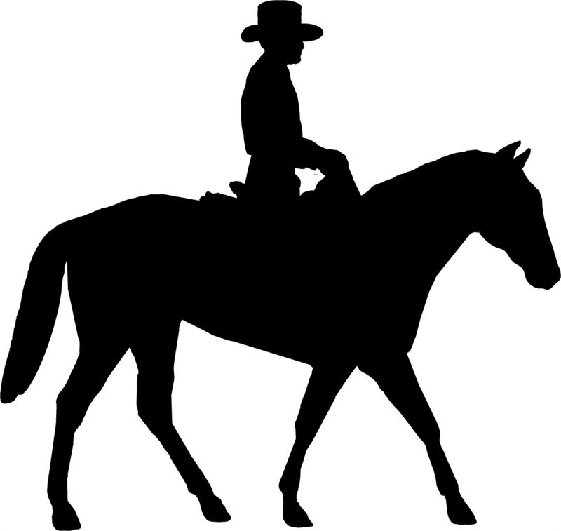 800x757 Western Horse Clipart