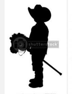 236x306 Cowboy Silhouette Clip Art Life Size Leaning Cowboys Amp Cowgirls