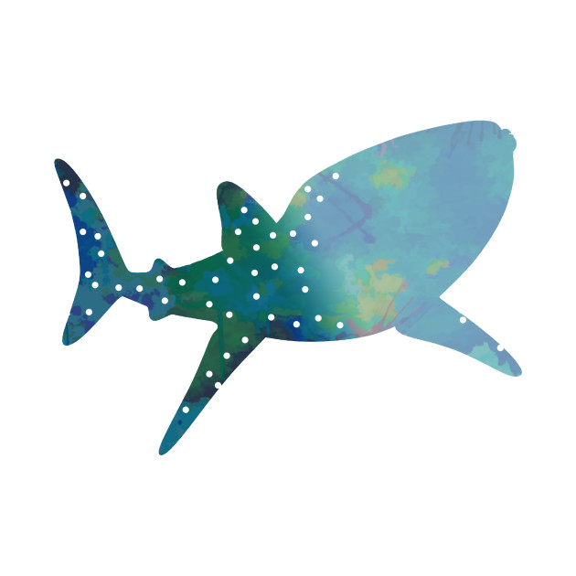 630x630 Whale Shark Inspired Silhouette