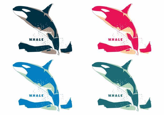 700x490 Whale Free Vector Art