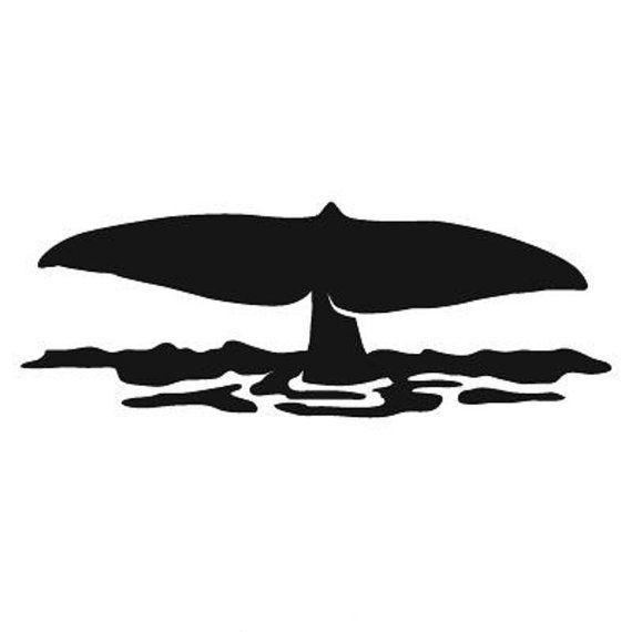 570x570 Whale Whale Window Decal Whale Tail Window Decalwhale Yeti