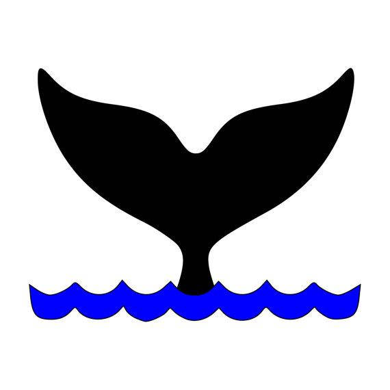 570x570 Whale Tail Svg, Seaworld Svg, Svg Cutting File, Use As Clipart
