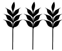 200x164 Wheat Svg Svg Silhouettes, Svg File And Cricut