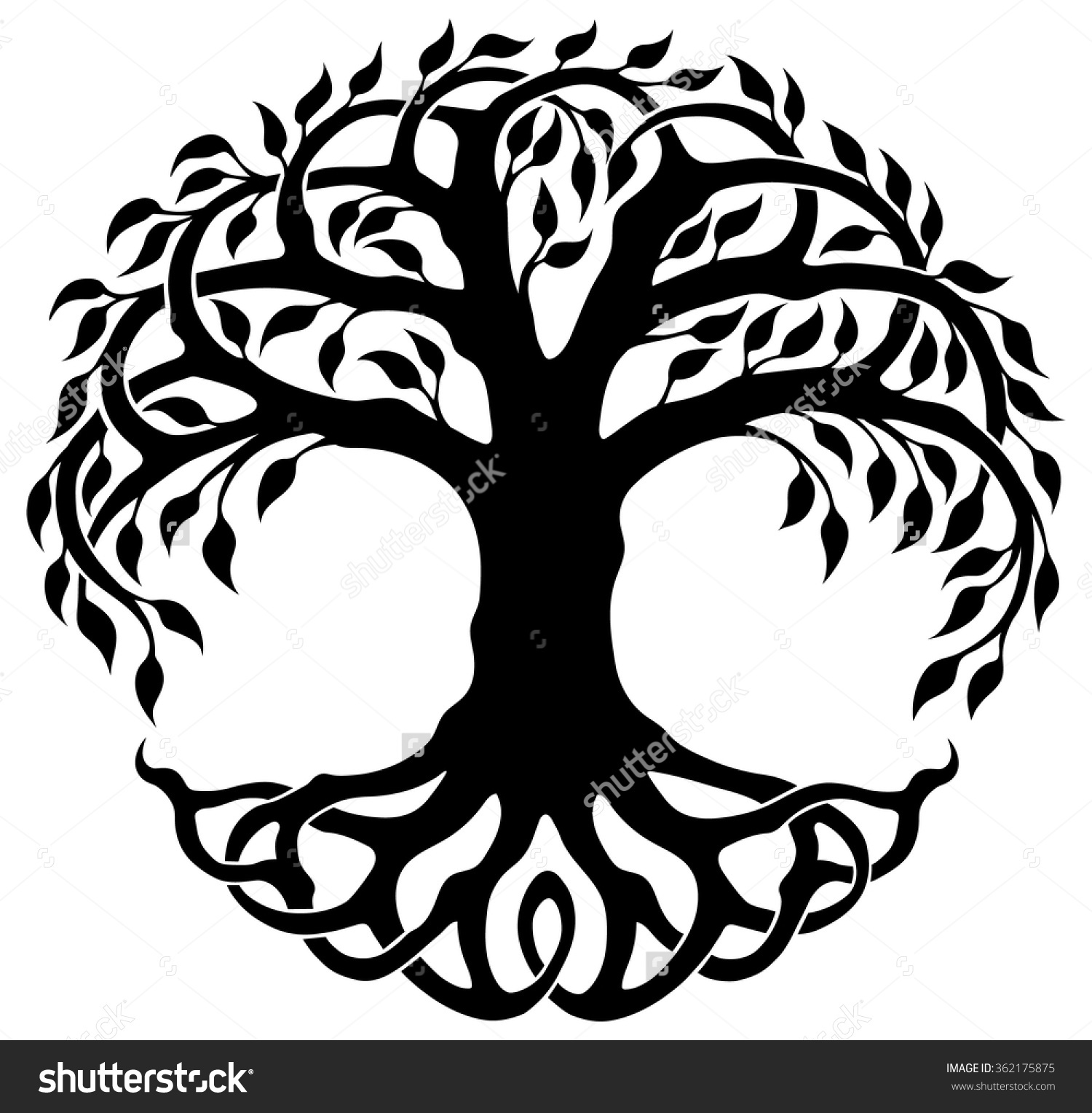 whimsical tree silhouette at getdrawings com free for personal use rh getdrawings com transparent tree of life clipart tree of life clipart images