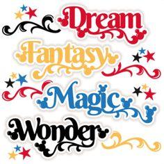 236x236 Disney World Svg Bundle, Disney Clipart, Disney Cut Files, Disney
