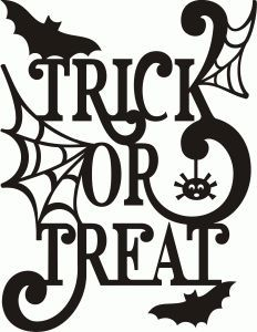 232x300 Image Result For Trick Or Treat Ghost Silhouette Metal Art