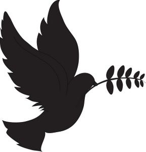 289x300 Kissing Fairy Silhouette Clipart Bird And Leaf