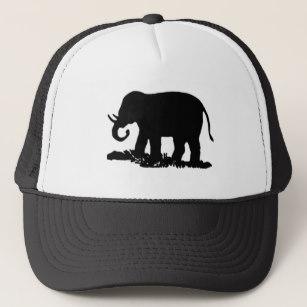 307x307 Black White Elephant Silhouette Gifts On Zazzle