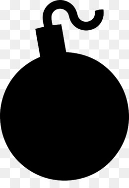 260x380 Free Download Silhouette Bomb Clip Art