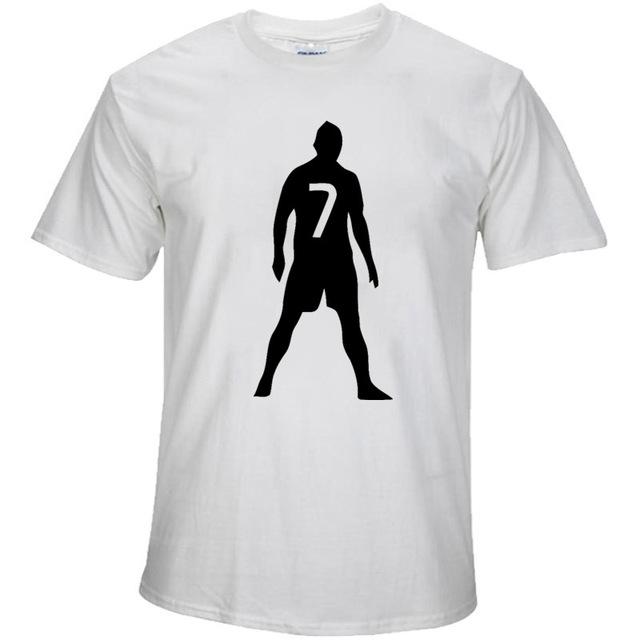 White T Shirt Silhouette