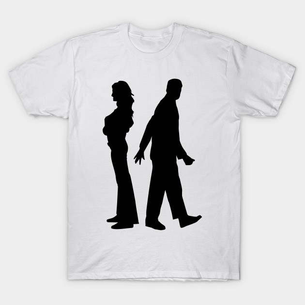 630x630 Limited Edition. Exclusive Fighting Couple Silhouette