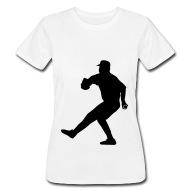 190x190 Shop Baseball Silhouette T Shirts Online Spreadshirt
