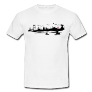 190x190 Istanbul Silhouette By A.oezcan Spreadshirt