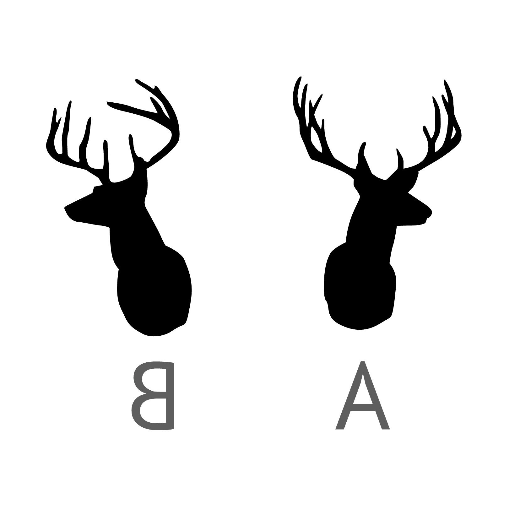 1656x1656 White Tailed Deer Clipart Deer Silhouette Many Interesting Cliparts