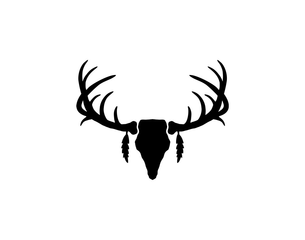1000x788 Free Whitetail Deer Clipart, Hanslodge Clip Art Collection