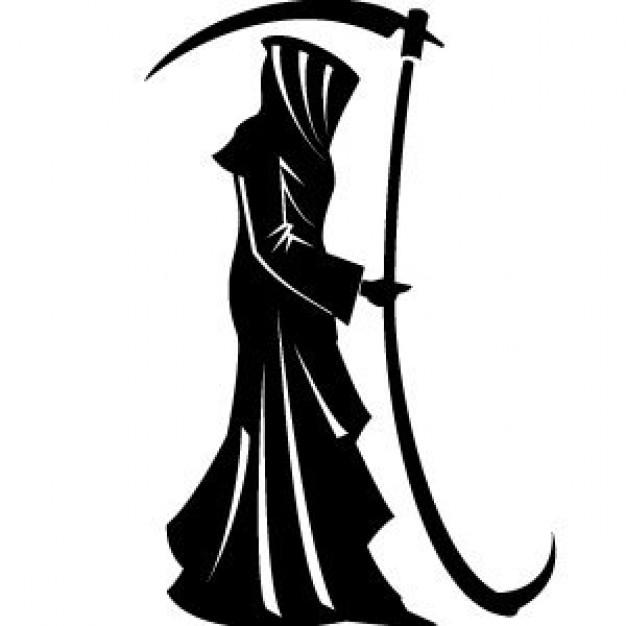 626x626 Grim Reaper Clipart Wicked