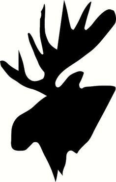 236x371 Moose Pumpkin Stencil Halloween, Autumn Amp Thanksgiving