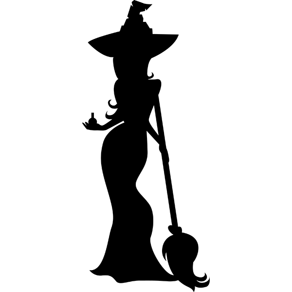 600x600 Witch Svg, Download Witch Svg