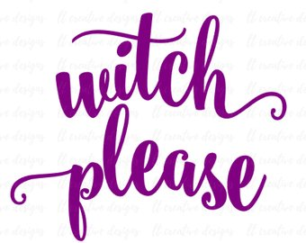 340x270 Witch Svg Etsy