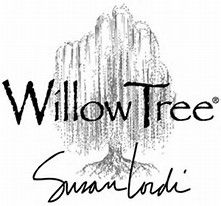 221x206 Weeping Willow Silhouette Clipart