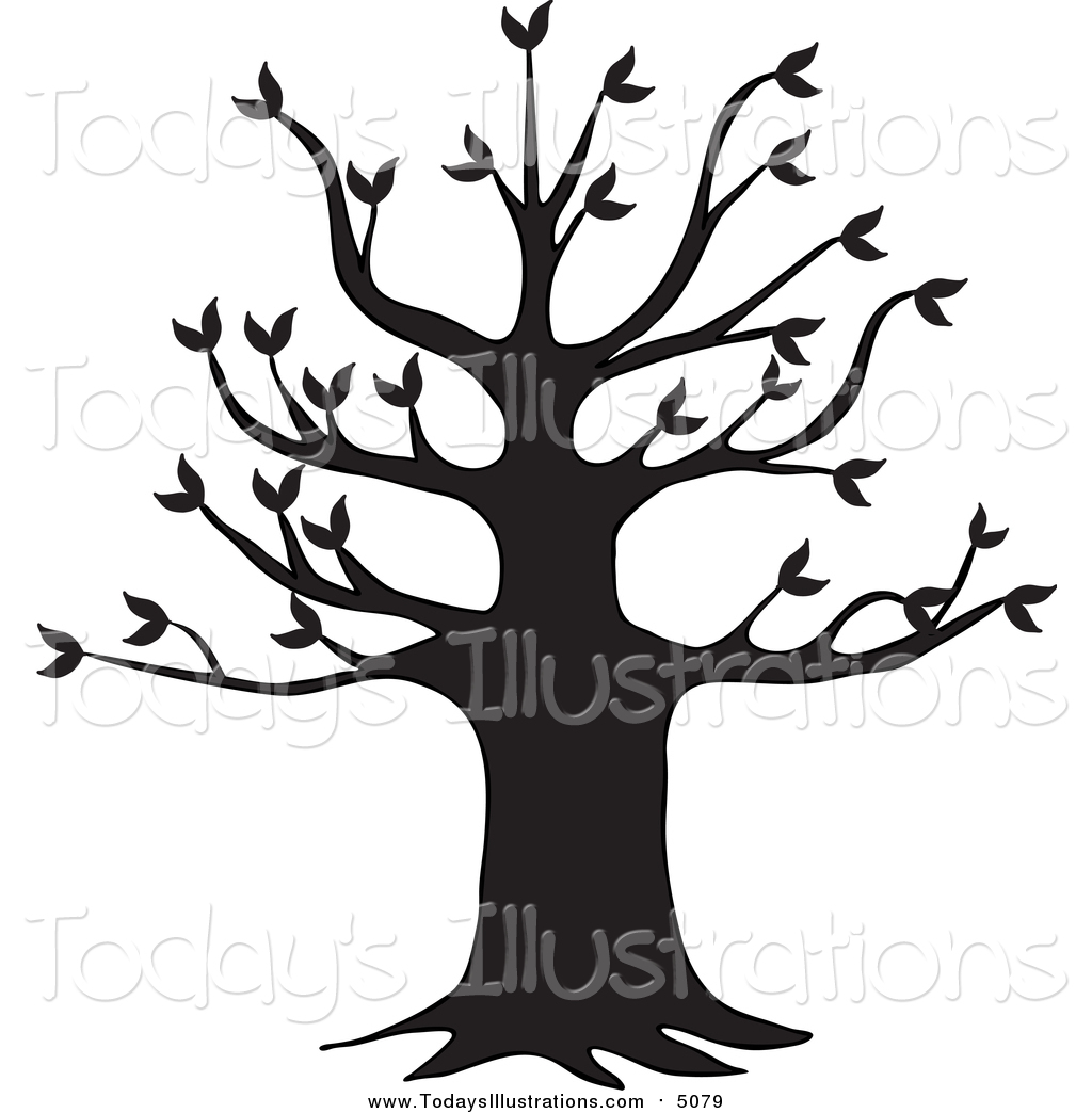 1024x1044 Royalty Free Tree Silhouette Stock New Designs