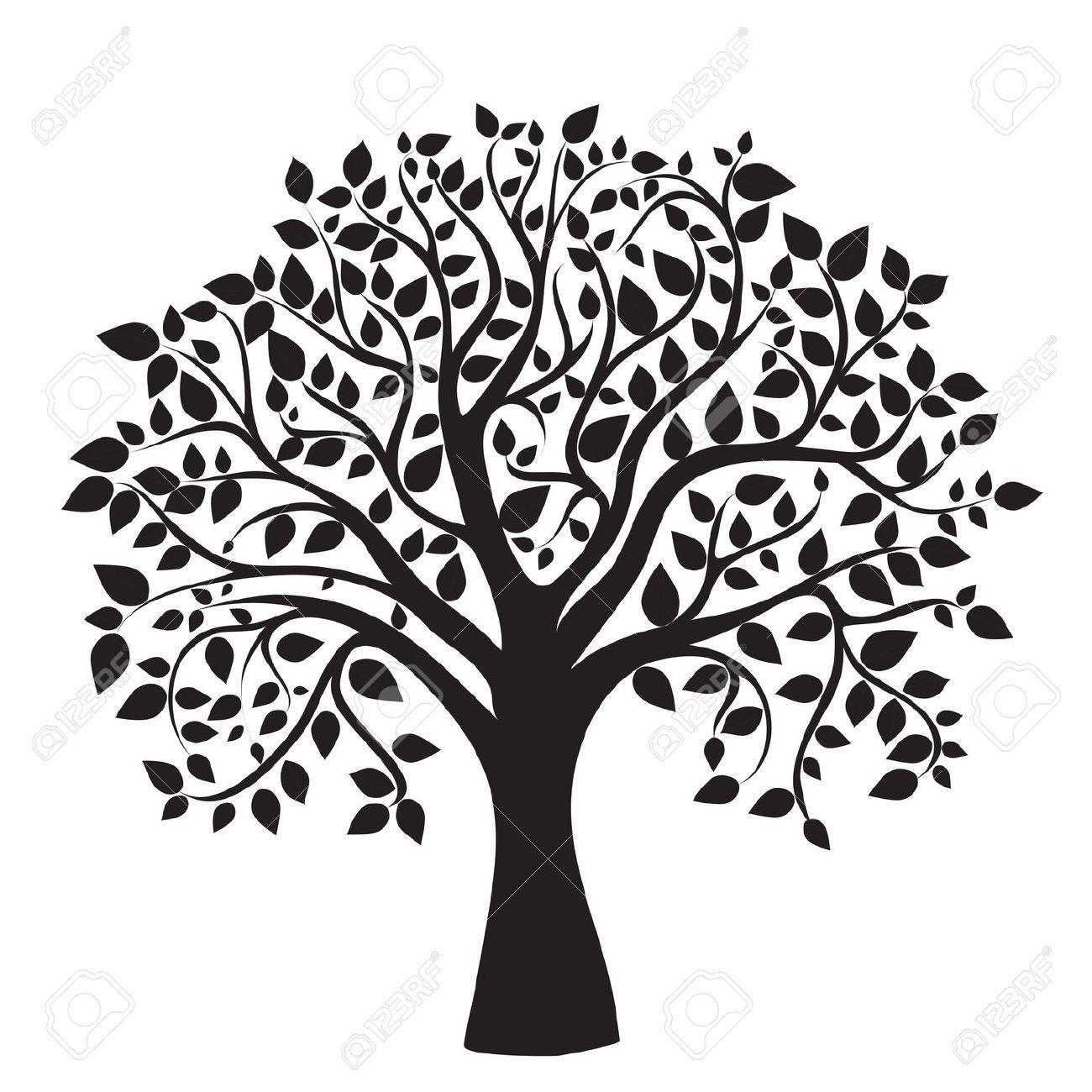 1300x1300 Clock In Tree