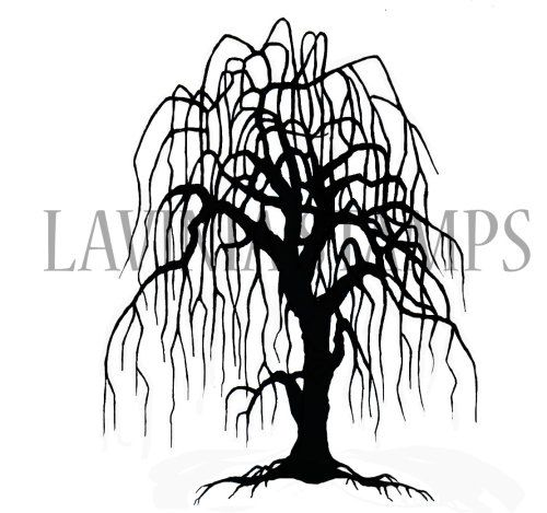 500x469 Weeping Willow Tree Have This One Drawing