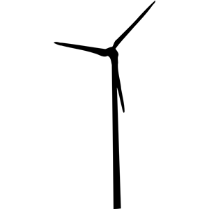 300x300 Wind Turbine Clipart, Cliparts Of Wind Turbine Free Download (Wmf