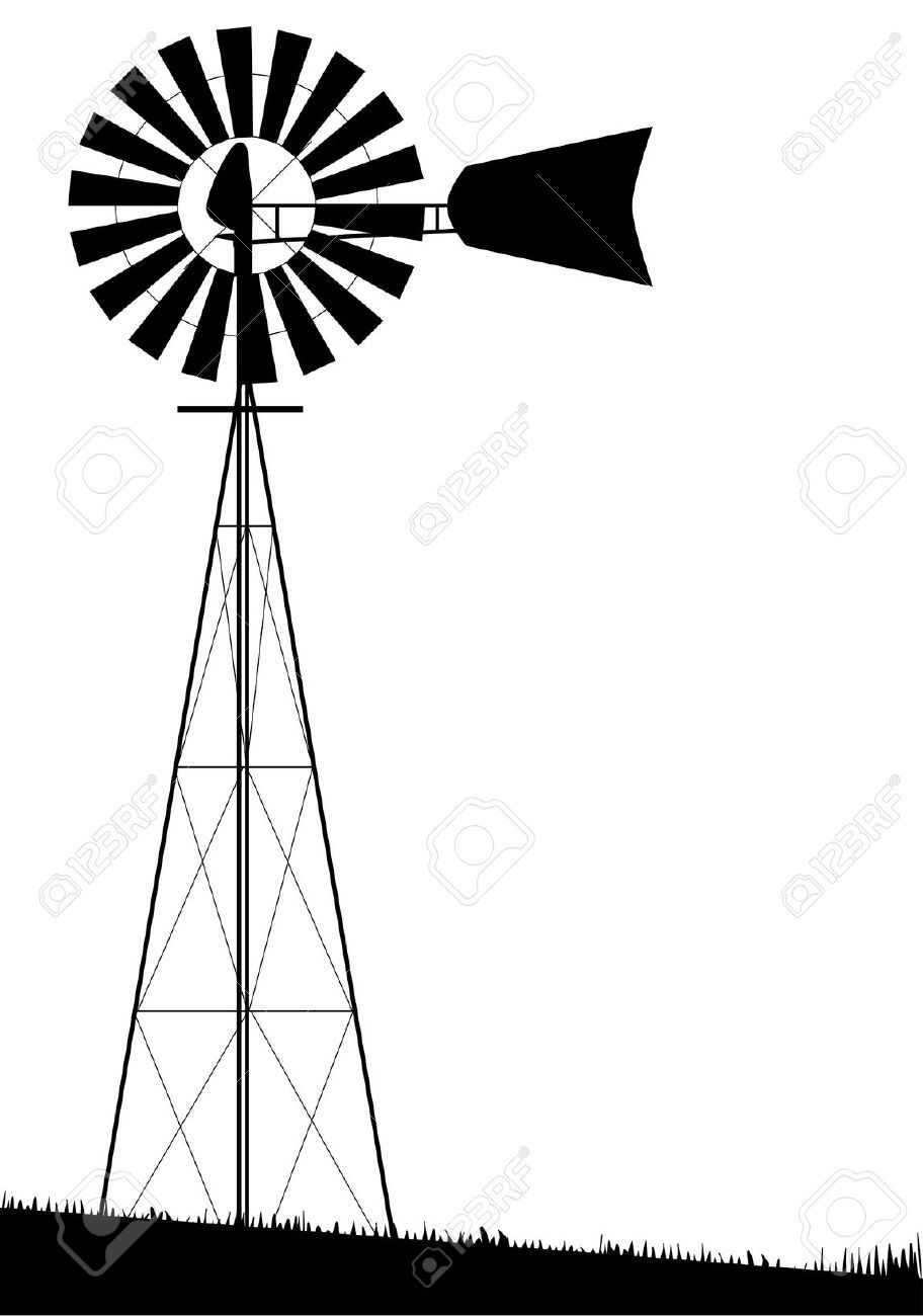 912x1300 Image Result For Windmill Silhouette Guest Room Picture Project