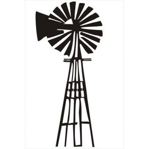 500x500 Windmill Clipart Windpomp