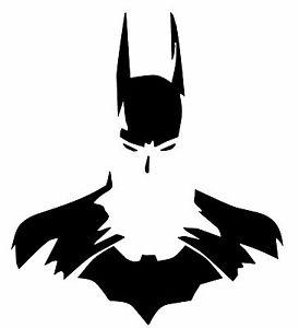 274x300 Batman Dark Knight Silhouette Vinyl Decal