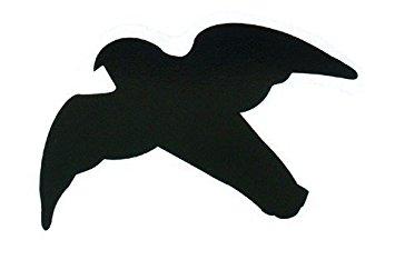 355x234 Bird Of Prey Silhouettes, 171825 Cm, 3 Pcs