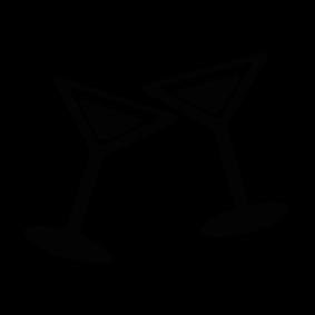 283x283 Wine Bottle Glasses Silhouette Silhouette Of Wine Bottle