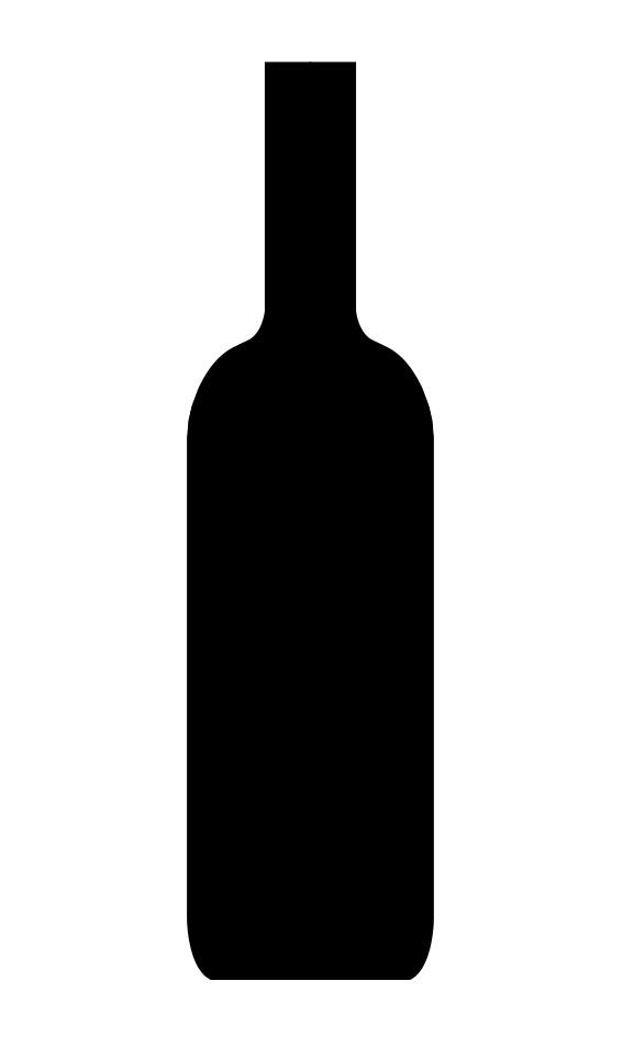 567x964 Black Clipart Wine Bottle