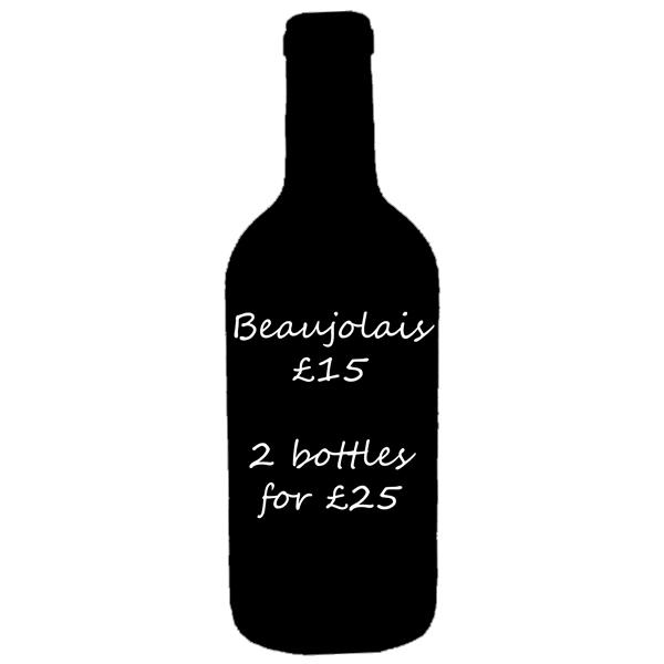 600x600 Wine Bottle Silhouette Chalk Board Drinkstuff