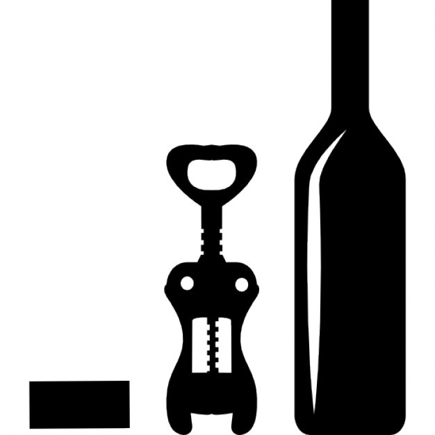 626x626 Wine Bottle Opener Vectors, Photos And Psd Files Free Download