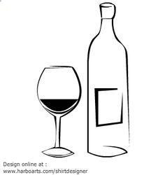 236x250 Wine Glass Clipart Wine Glasses Silhouette Clip Art