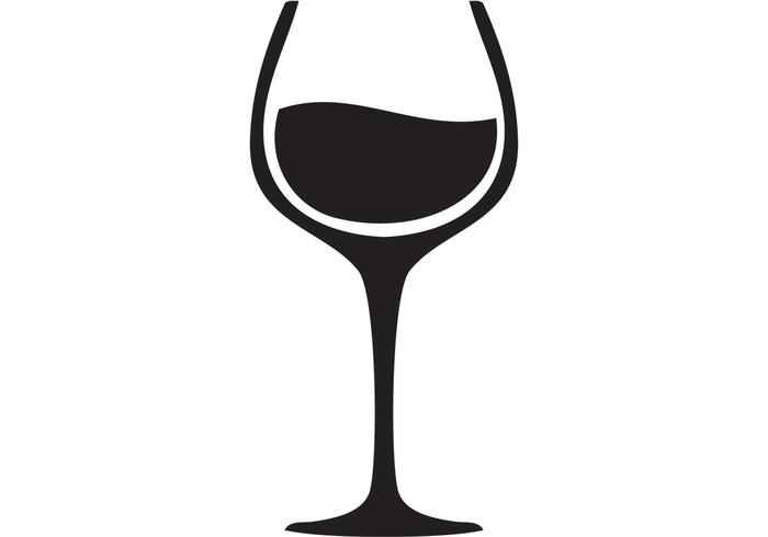 700x490 Wine Glass Vector