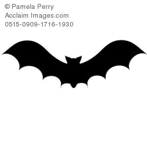 300x300 Bat Wings Clipart