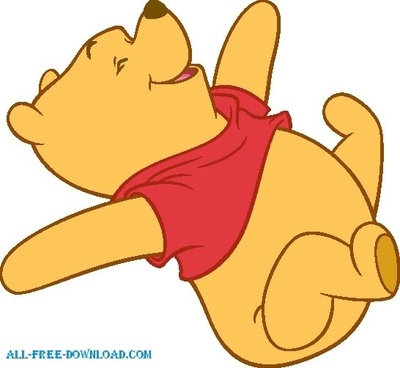 400x368 Pooh Pictures Free Free Vector Download (165 Free Vector)